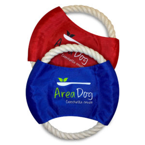 Frisbee Area-Dog
