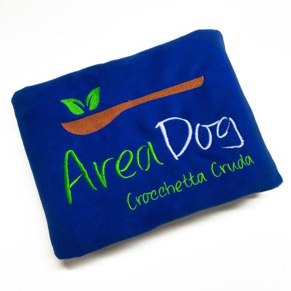 Copertina in Pile Area-Dog